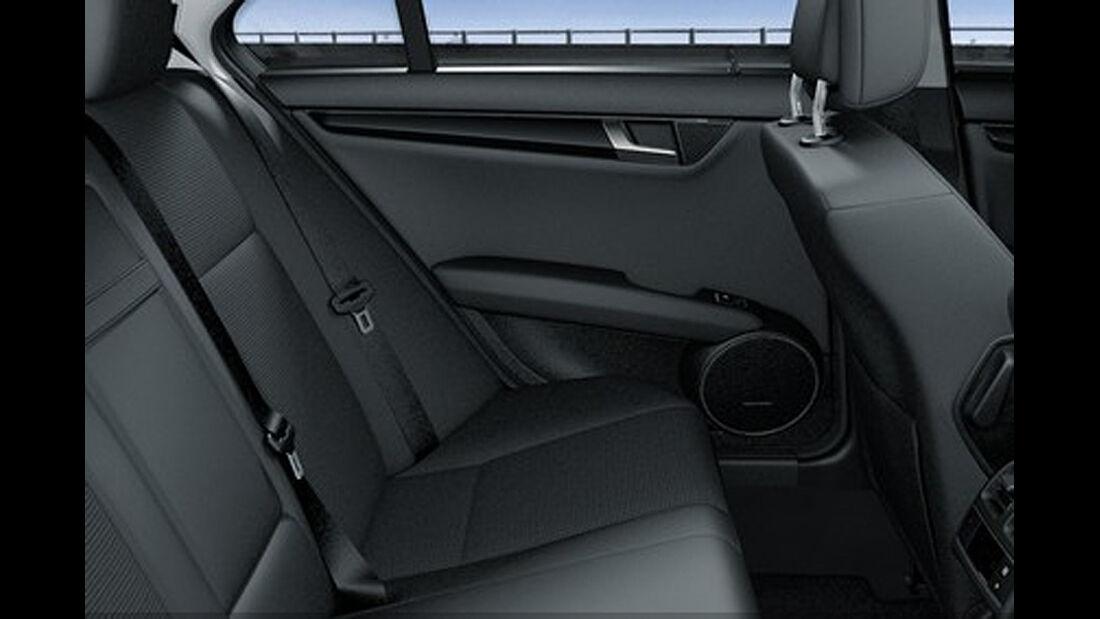 Mercedes C-Klasse leaked
