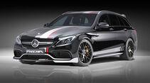 Mercedes C-Klasse von Piecha Design