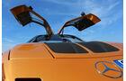 Mercedes C111, Flügeltüren