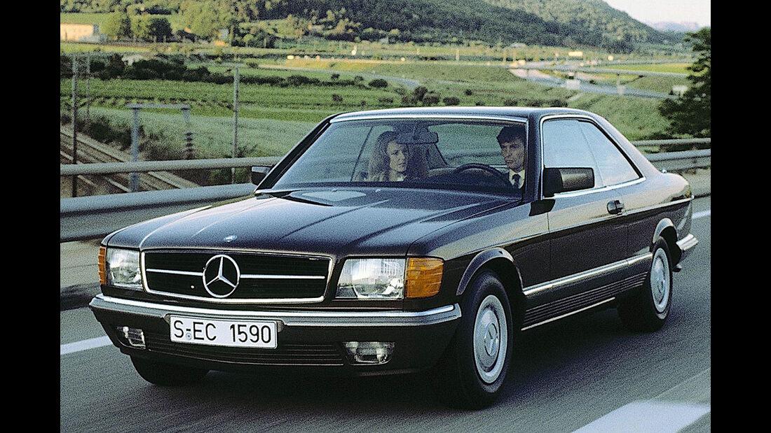 Mercedes C126 380 SEC
