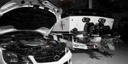 Mercedes C63 AMG Black Series Speedboot