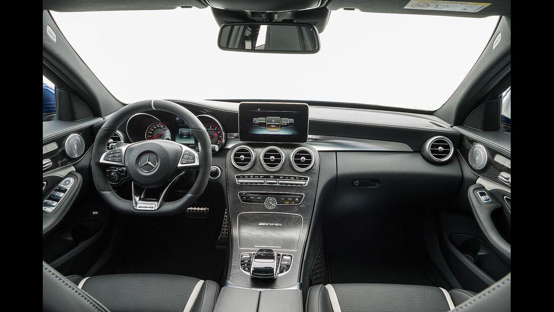 Mercedes C63 AMG T-Modell