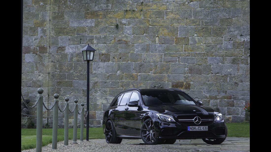 Mercedes C63 AMG T von CL by Christian Lübke
