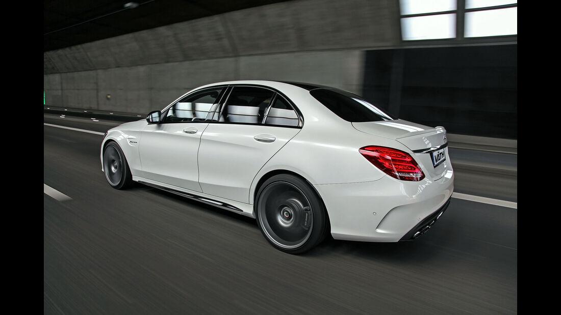 Mercedes C63 AMG Väth