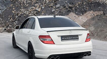 Mercedes C63 AMG mcchip-dkr, Heck