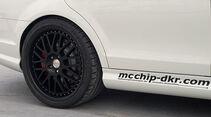Mercedes C63 AMG mcchip-dkr, Rad, Felge