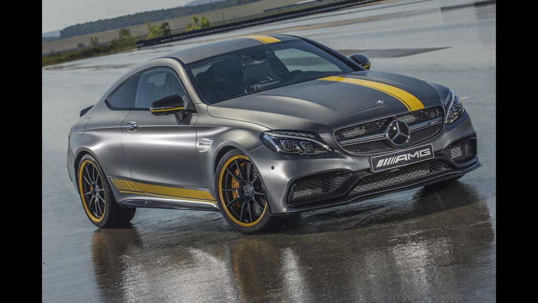 Mercedes C63 Coupé AMG Edition 1