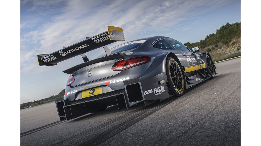 Mercedes C63 DTM Renncoupé