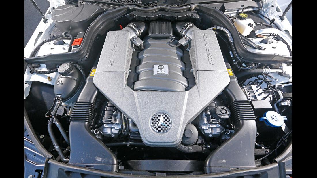 Mercedes C63 Edition 507, Motor