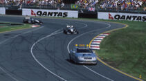 Mercedes CL 55 AMG - Safety Car - GP Australien 2000 - Melbourne