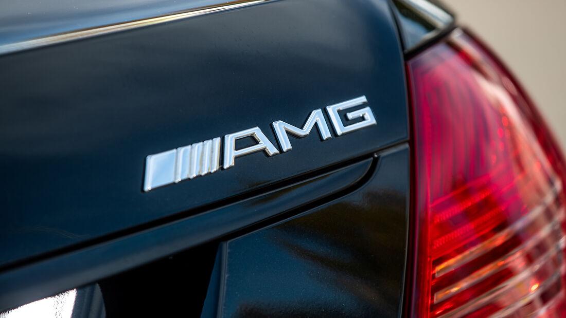Mercedes CL 65 AMG, Exterieur