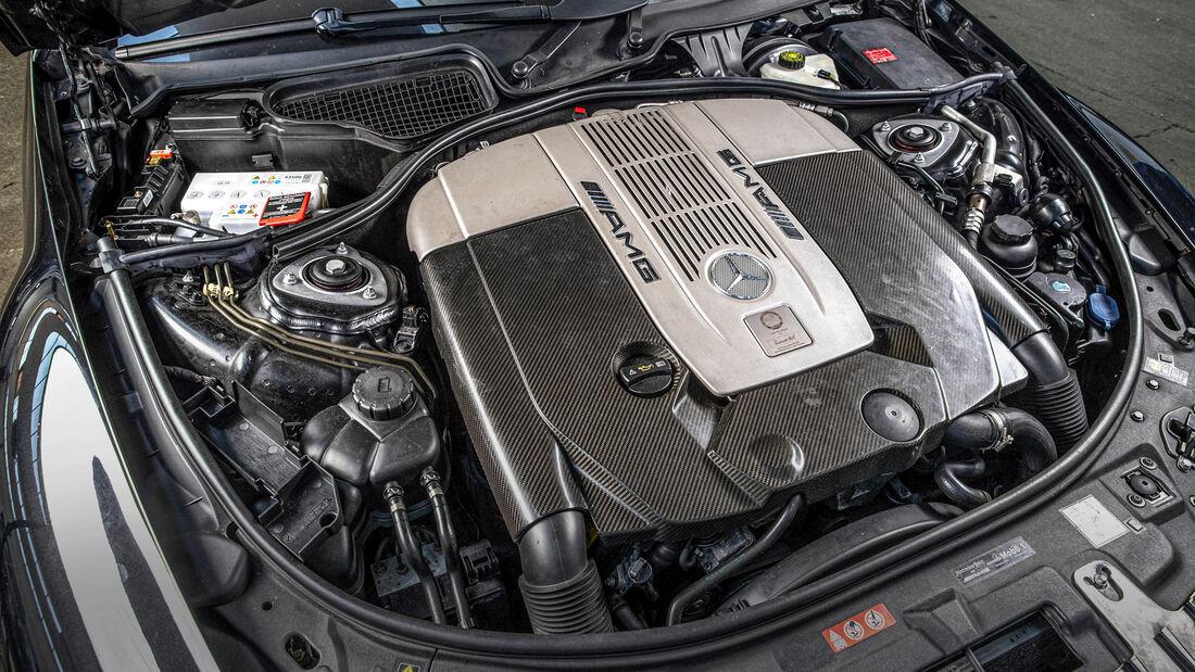 Mercedes CL 65 AMG, Motor