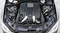 Mercedes CL, Motor