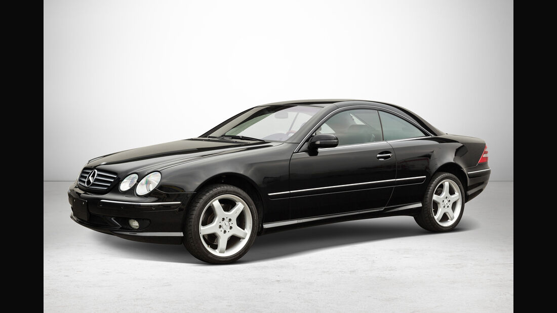 Mercedes CL55 AMG bei Auctionata-Auktion, Mercedes-Benz-Only