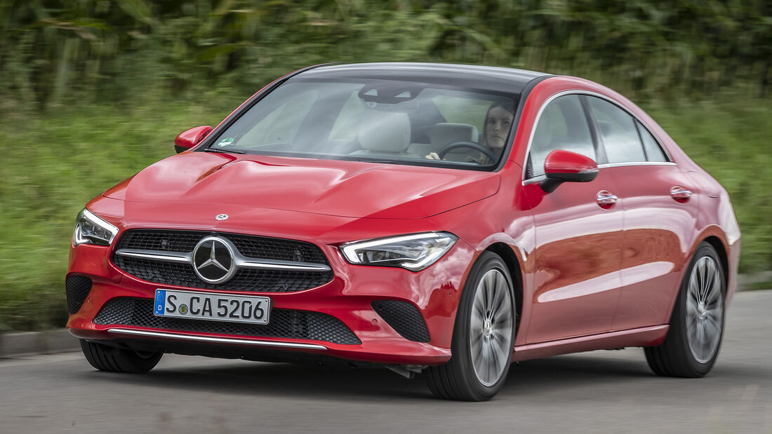 Mercedes CLA 200, ams_2019_25, Exterieur