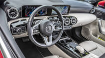 Mercedes CLA 200, ams_2019_25, Interieur
