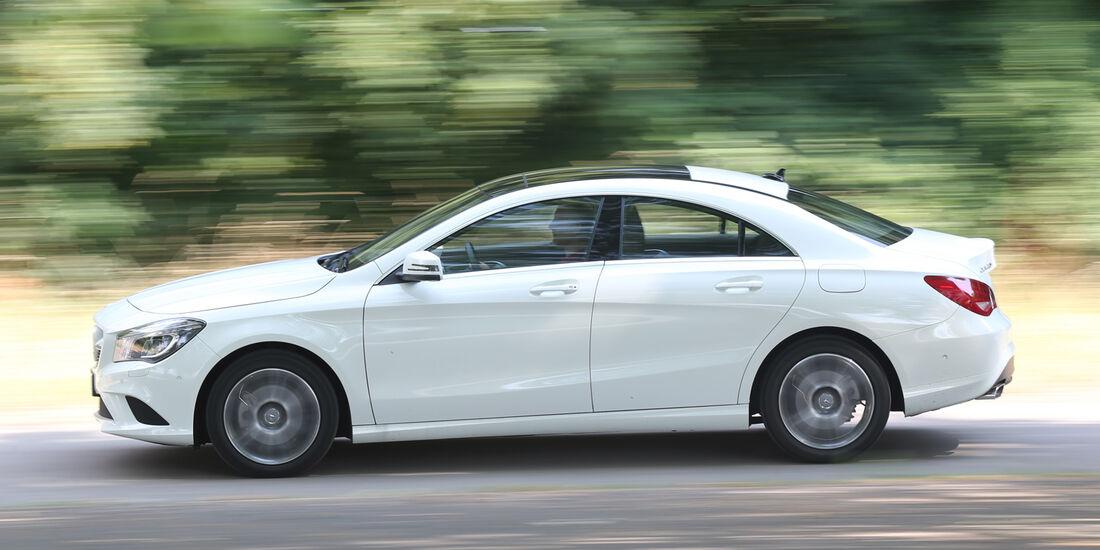 Onwijs Mercedes CLA 220 CDI im Fahrbericht: Entdecke die Möglichkeiten ZF-27