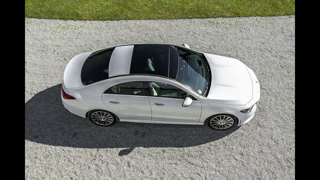 Mercedes CLA 250 4Matic AMG Line, Exterieur
