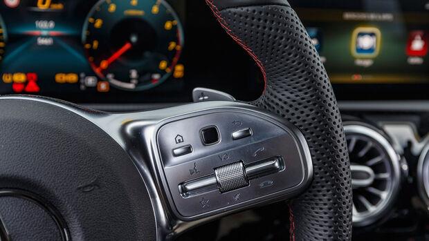 Mercedes CLA 250 4Matic, Interieur