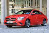 Mercedes CLA 250, Frontansicht