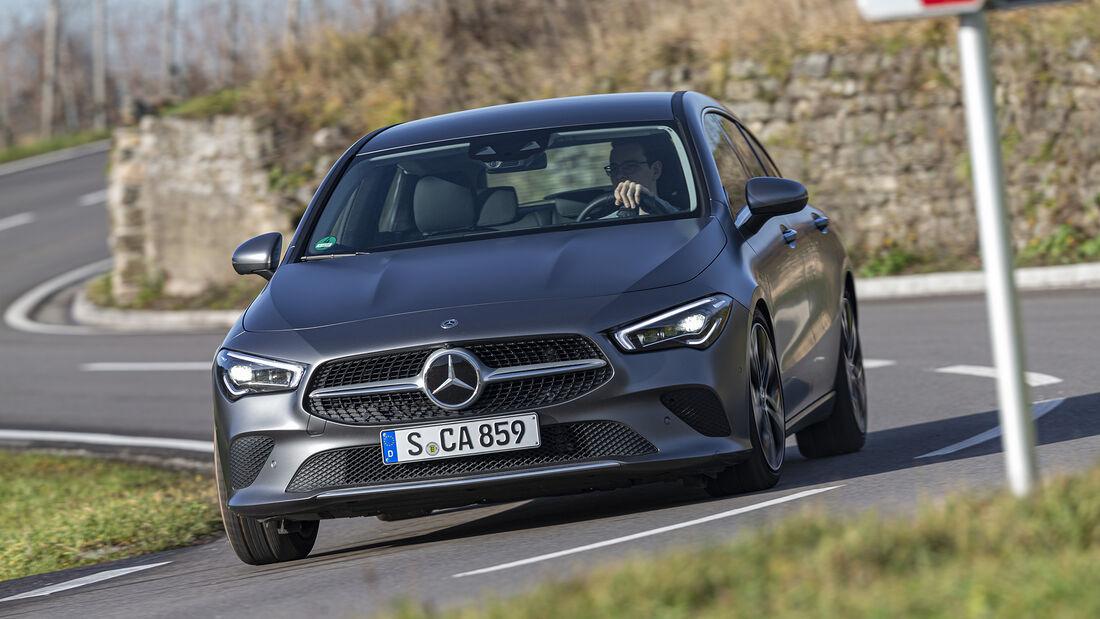Mercedes CLA 250 SB 4Matic Progressive, Exterieur