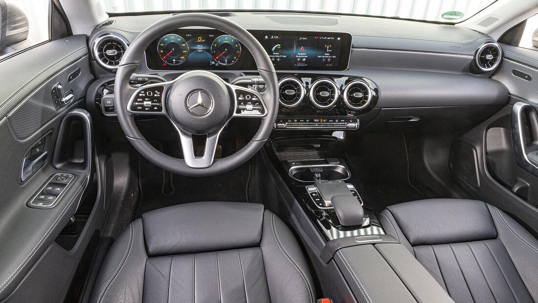 Mercedes CLA 250 SB 4Matic Progressive, Interieur
