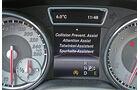 Mercedes CLA 250 Shooting Brake AMG Line, Anzeigeinstrument
