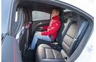 Mercedes CLA 45 AMG 4MATIC, Fondsitz