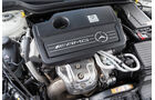 Mercedes CLA 45 AMG 4MATIC, Motor