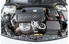 Mercedes CLA 45 AMG, Motor