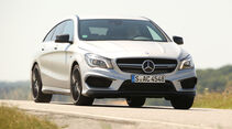 Mercedes CLA 45 AMG Shooting Brake, Frontansicht