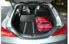 Mercedes CLA 45 AMG Shooting Brake, Kofferraum