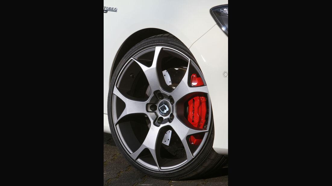 Mercedes CLA 45 AMG Shooting Brake by B&B