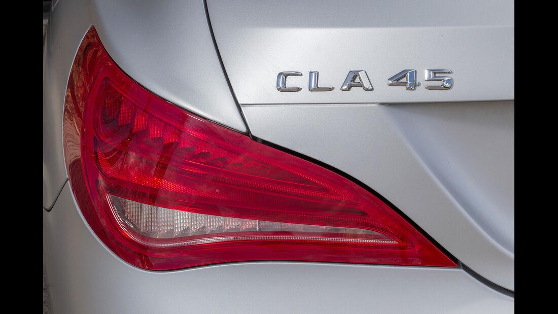 Mercedes CLA 45 Shooting Brake