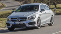 Mercedes CLA 45 Shooting Brake