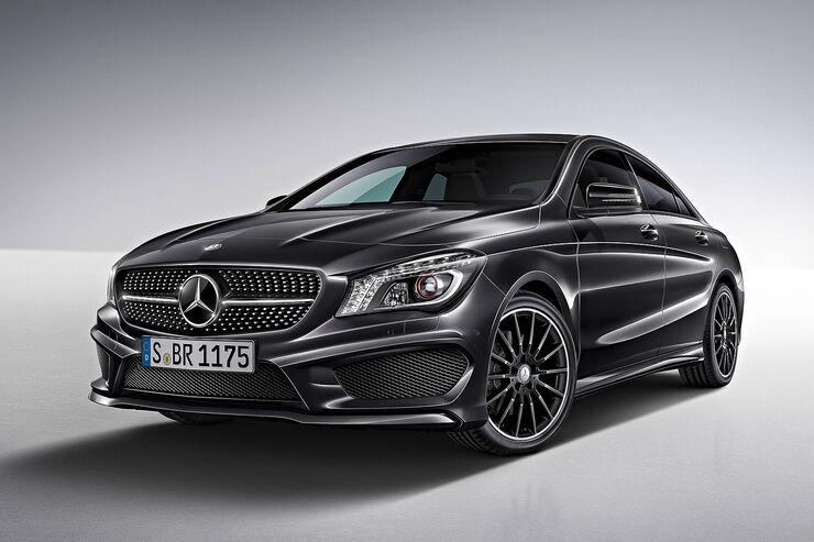 Mercedes CLA Edition 1
