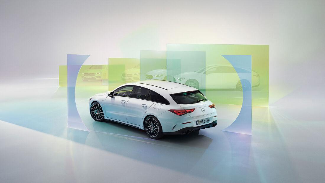 Mercedes CLA Edition 2021