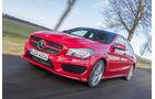 Mercedes CLA Shooting Brake, Frontansicht