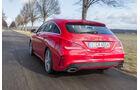 Mercedes CLA Shooting Brake, Heckansicht