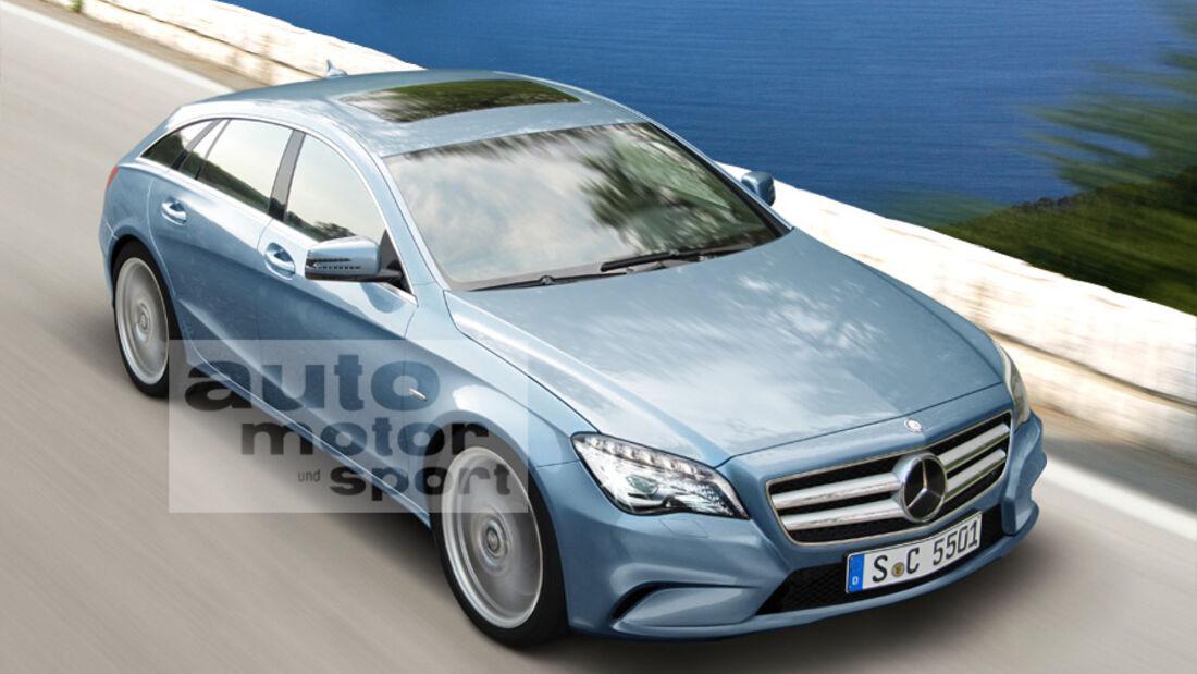 Mercedes CLC Shooting Brake