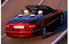 Mercedes CLK 200 Cabrio, Heckansicht