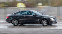 Mercedes CLK 55 AMG, Seitenansicht