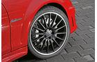 Mercedes CLK 63 AMG, Rad, Fegle