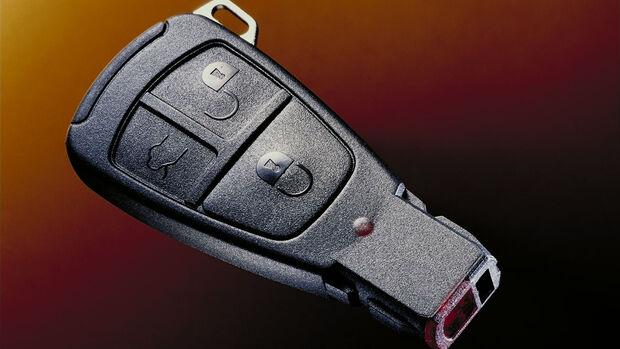 Mercedes CLK, BR208, C 208, Schlüssel