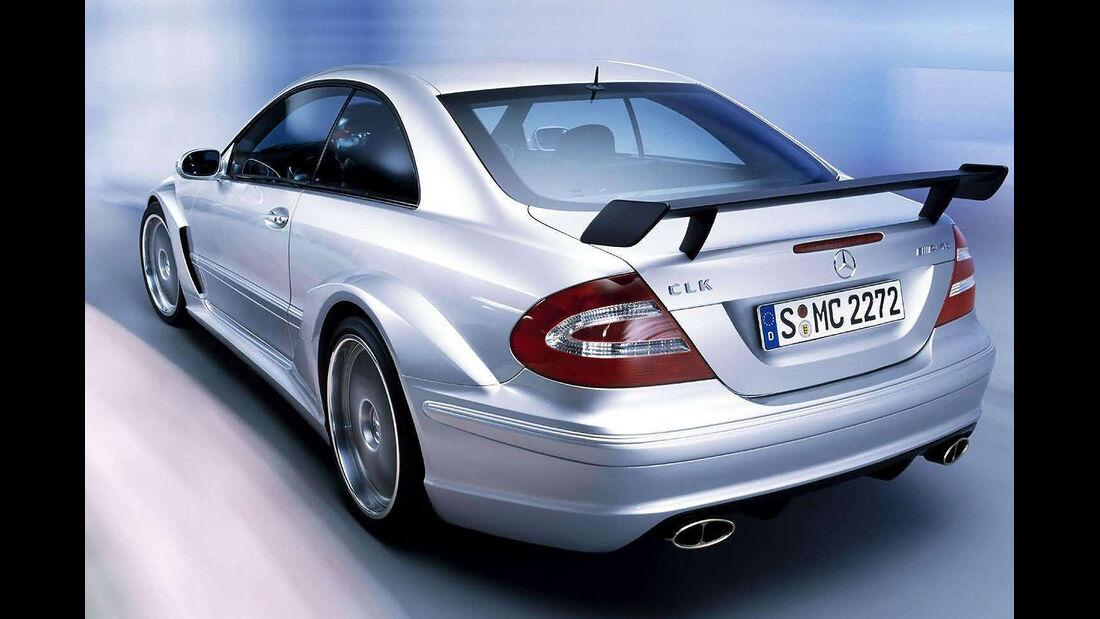 Mercedes CLK DTM AMG