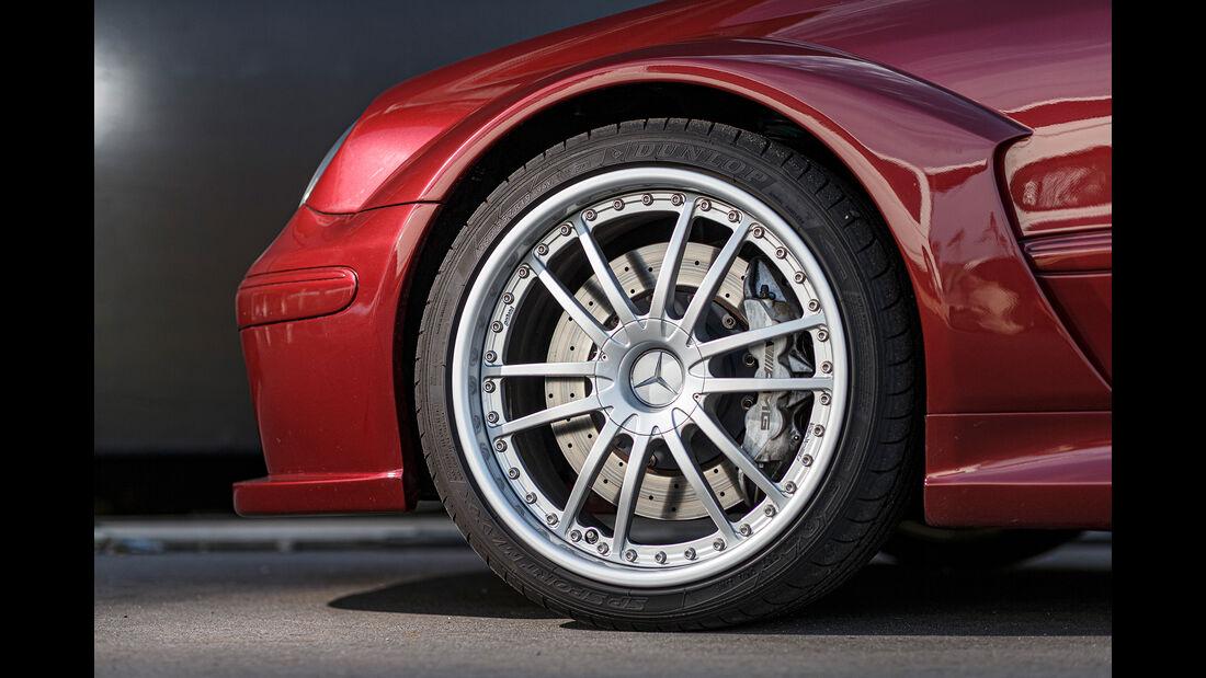 Mercedes CLK DTM AMG, Exterieur