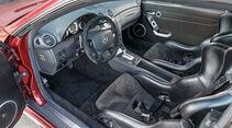Mercedes CLK DTM AMG, Interieur