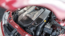 Mercedes CLK DTM AMG, Motor