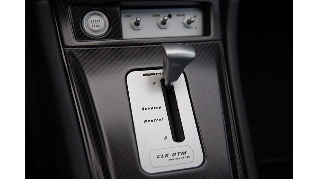 Mercedes CLK DTM Coupé bei Auctionata-Auktion, Mercedes-Benz-Only
