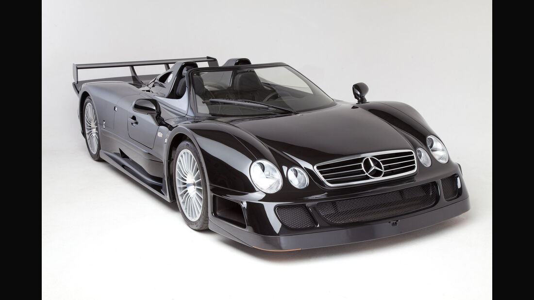 Mercedes CLK GTR Roadster - Bonhams - Goodwood Festival of Speed